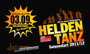 03.09. Heldentanz - Start in die Saison 2011/12