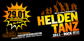 Heldentanz 2011 - Rock it!!!